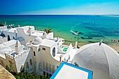 Medina, Hammamet, Tunisia.