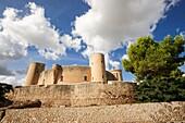 Bellver Castle, - XIV century -, Palma de Mallorca, Mallorca Balearic Islands Spain