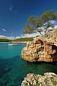 S´Amarador, Natural Park Mondragó, Santanyi, Migjorn, Mallorca, Balearic Islands, Spain