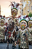 Holiday of Moors and Christians