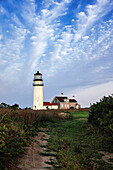 Cape Cod Lighthouse, Truro, Cape Cod, Massachusetts, USA Also known as Highland Lighthouse