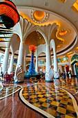 Entrance Hall  Atlantis, The Palm Hotel  Palm Jumeirah  Dubai city  Dubai  United Arab Emirates