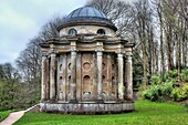 Temple of Apollo, Stourhead, Wiltshire, UK