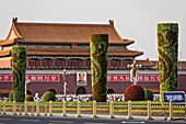 Tian´an Men gate or the Gate of Heavenly Peace in Beijing, China