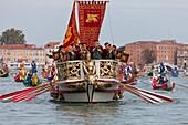 Regata Storica 2012, Venice, Italy, Europe