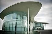 Barcelona Trade Fair new building by Toyo Ito architect
