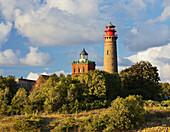 Cape Arkona Lighthouse, Ruegen, Mecklenburg-Western Pomerania, Germany