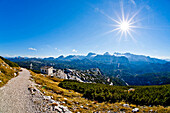 Krippenstein, Dachstein mountains, Upper Austria, Austria