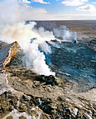 USA, Hawaii, active volcano, Volcanoes National Park