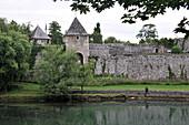 Mediaeval castle, Kastel, Banja Luca, Serbian Republic, Bosnia and Herzegovina