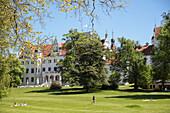 Boitzenburg castle, Boitzenburg, Uckermark, Brandenburg, Germany
