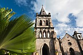 Dominica, Roseau, St  Patricks Catholic Cathedral, exterior