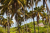 St  Vincent and the Grenadines, Bequia, Industry Bay, house