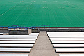 Empty Stadium, Toronto, Ontario