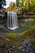 Decew Falls and Morningstar Mills, St. Catherines, Ontario