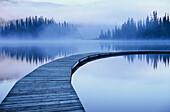 Maligne Lake, Jasper National Park, Alberta, Canada