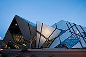 Michael Lee-Chin Crystal, Royal Ontario Museum, Bloor Street West, Toronto, Ontario