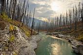 Vermilion River, Kootenay National Park, British Columbia