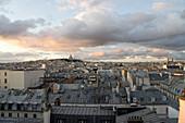 France, Paris, general view
