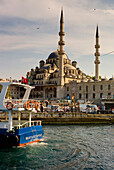Republic of Turkey, Istanbul, The New Mosque