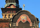Serbia, Vojvodina, Subotica, City Hall