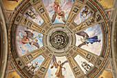 Hungary, Eger, Basilica, interior