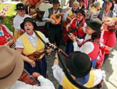 Spain, Canary Islands, Gran Canaria, Las Palmas, Dia de las Canarias, festival, people, traditional dress