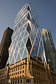 HEARST TOWER EIGHTH AVENUE 57 STREET MIDTOWN MANHATTAN NEW YORK CITY USA