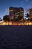 SOUTH SEABREEZE BOULEVARD BEACH FORT LAUDERDALE FLORIDA USA