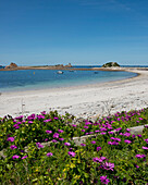 Periglis Cove, St Agnes, Isles Of Scilly, Cornwall, Uk, Europe