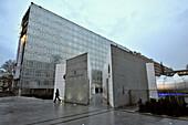 Institut du Monde Arabe, Quartier Latin, Paris, France