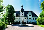 Renaissance Castle Dornburg, Dornburg-Camburg near Jena, Thuringia, Germany