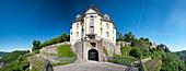 Rococo Period Castle Dornburg, Dornburg-Camburg, near Jena, Thuringia, Germany