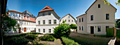 Frommannsches House, Jena, Thuringia, Germany