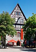 City Museum, Market square, Jena, Thuringia, Germany
