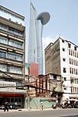 Bitexco Financial Tower, Ho-Chi-Minh City, Vietnam