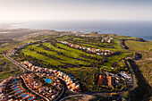 Golf Course near Costa Adeje, Tenerife, Canary Islands, Spain