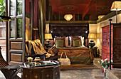 Guest room, Villa des Orangers, Marrakech, Morocco