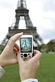 Eiffel Tower, Paris, Ile de France, France, Europe