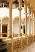 Can Berga Yard, XVI century Palma Mallorca Balearic Historic center Spain