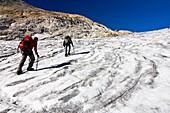 Glacier Ossoue - Vignemale - Ossoue Valley - Gavarnie - Hautes Pyrenees - France - Europe