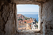 View Of Dubrovnik From Fort Minceta, Dubrovnik-Neretva, Croatia