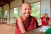 'Burma, Shan State, Junior Monks; Lashio'