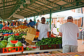 Eastern Market, Oldest Continually Operated Fresh Food Public Market, Washington DC, USA