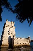 Torre de Belem fortress, Lisbon, Portugal