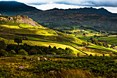 Doug, McKinlay, nobody, Outdoors, Day, Elevated View, Nature, Sunlight, Non Urban Scene, Physical Geography, Landscape, Hill, Valley, Field, Idyllic, Tranquility, Scenics, Beauty In Nature, Travel Destinations, Place Of Interest, Cumbria, England, UK, Wes