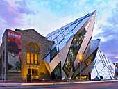 Royal Ontario Museum, Michael Lee-Chin Crystal, Toronto, Ontario