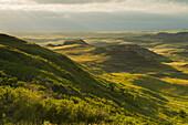 Killdeer Badlands In The East Block Of Grasslands National Park, Saskatchewan Canada