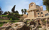 Church of Saint Peter, Gallicantu, Israel