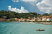 San Terenzo, Lerici, province of La Spezia, Liguria, Italia